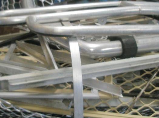 Aluminium Extruded