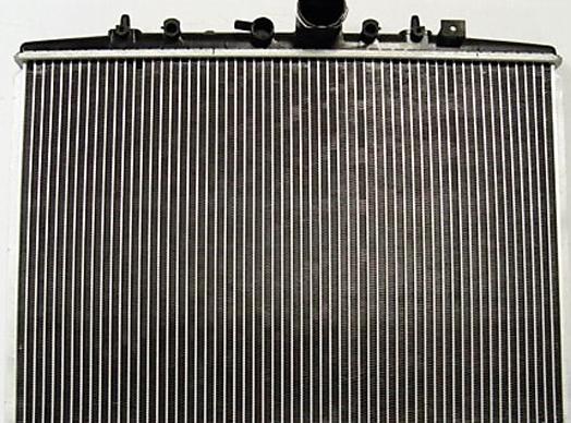 Aluminium Radiator-Dirty