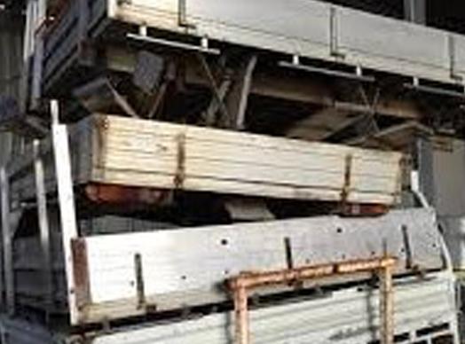 Aluminium Ute Trays