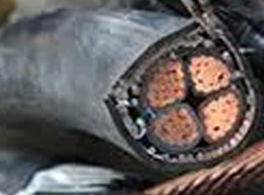 Lead Armoured Copper Cable